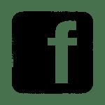 facebook logo grunge