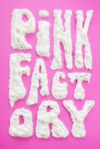 pink factory cover
