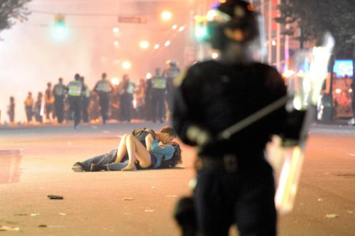 vancouver riot