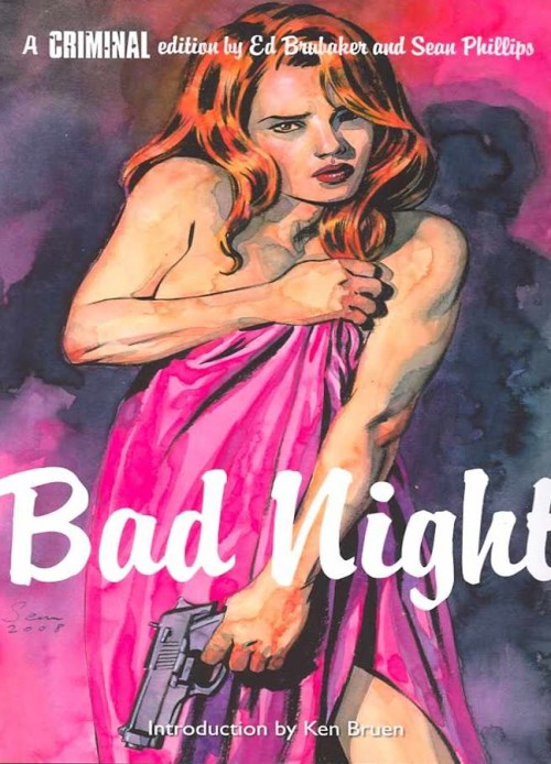 criminal cover - bad night
