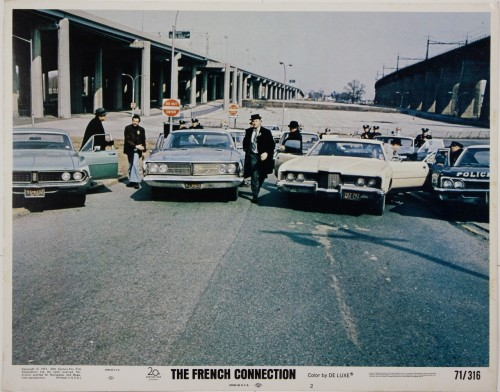 the french connection lobby card